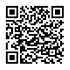 QR Code para efetuar download do aplicativo da Área do Cliente